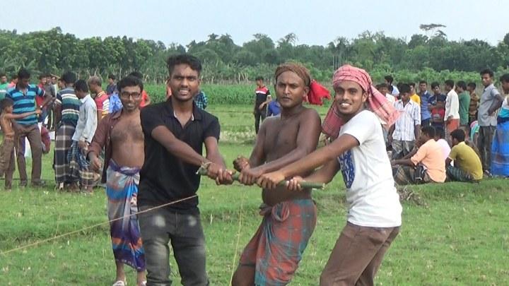 শৈলকুপায় ঐতিহ্যবাহী ঘুড়ি ওড়ানো প্রতিযোগিতা অনুষ্ঠিত